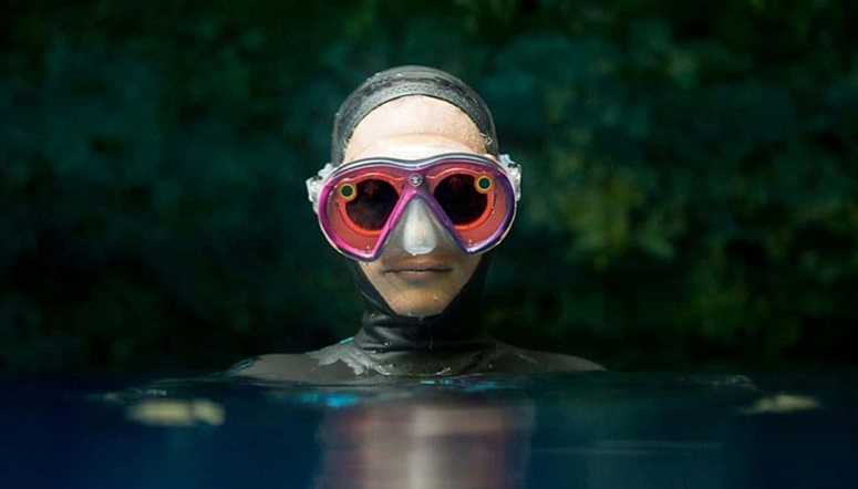 Freediver Mask