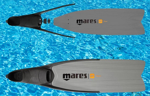 Mares Razor Pro Spear Fishing Full Foot Fins