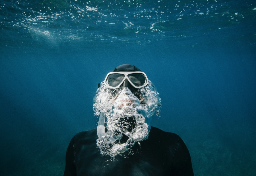 How to choose the best freediving mask