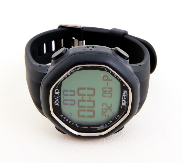 Seac Driver Freediving Watch