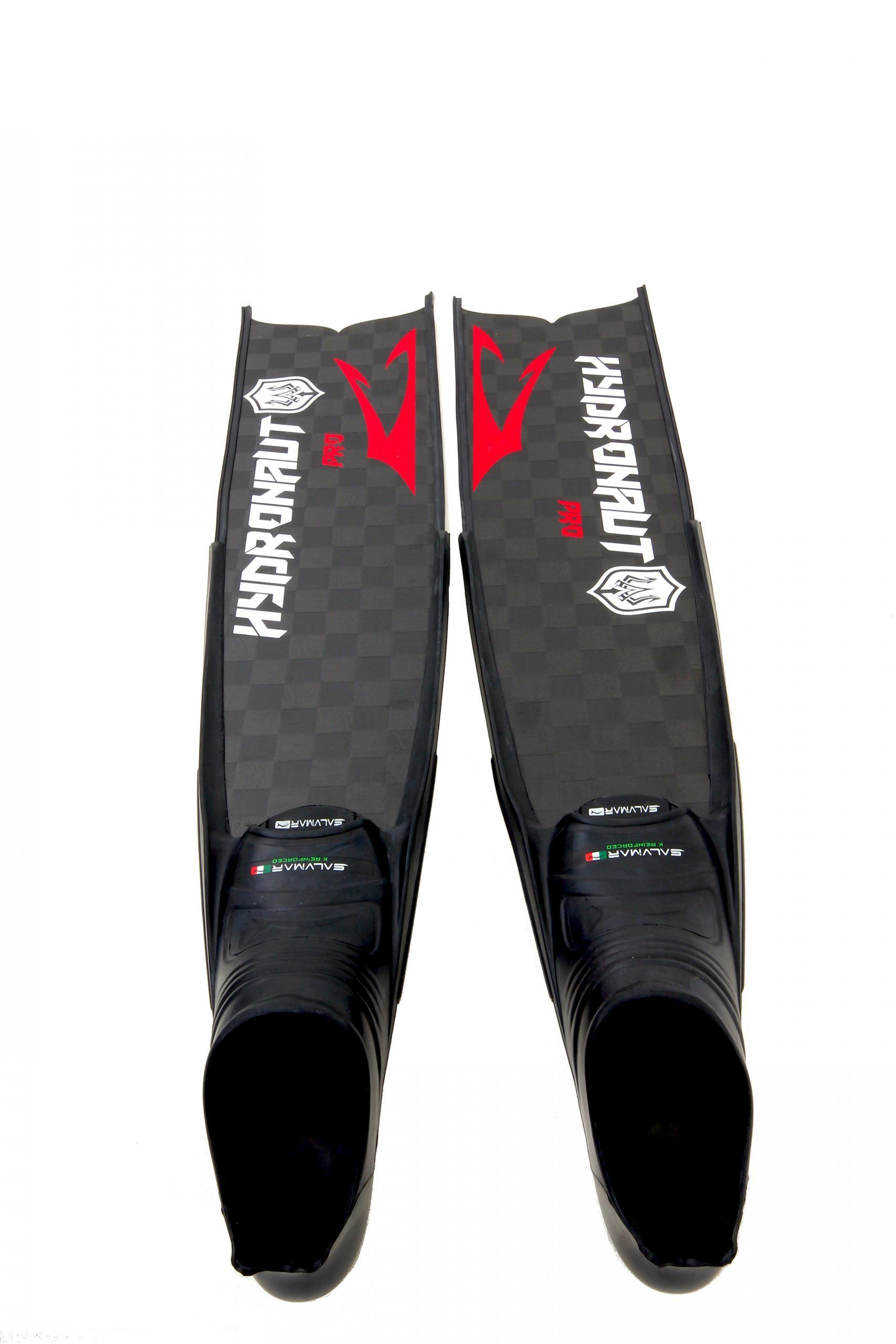 Hydronaut Carbon Fins Back View