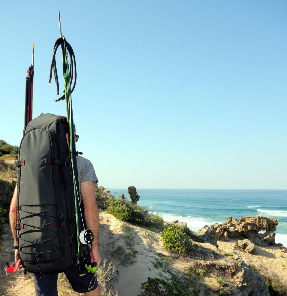 Spearfishing Bag Hike & Spear Trip