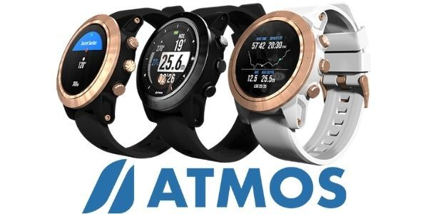 Atmos Mission One Freediving Watch