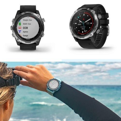 Best Freediving watch - Garmin Descent Mk2